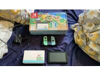 Animal Crossing New Horizons - Limited Edition Nintendo Switch