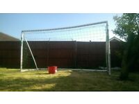 Football Goal, SAMBA, 12 x 6, Excellent condition, used 3 times, first to see will buy, cheap, best
