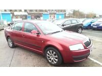 2007 SKODA SUPERB 1.9 TDI 6 SPEED FULL SERVICE HISTORY CAMBELT CHANGED not vw passat audi a4 a6 320d