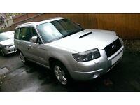 Subaru Forester 2.5 XTEN Turbo 2006 4x4 - Long MOT
