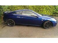 Toyota Celica 1.8 VVTI-L 190bhp blue
