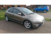 Honda Civic 2.2 i-CTDi - 18 alloys and xenon lights