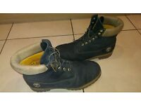 Timberland Boots - Icon 6-inch Premium Boots - SIZE 14