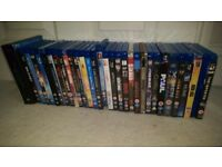 Collection of Blu-Rays for Sale