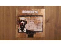 Oceansize 'Heaven Alive' & 'New Pin' 7 inch Vinyl Singles