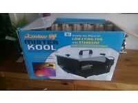 Mister Kool Low Lying Fog Machine with 5L Fog Fluid