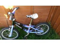 """specialized childrens 16"""" bike"""