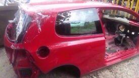 2008-2012 MK6 VW GOLF 3 DOOR HATCHBACK OSR DRIVERS SIDE REAR QUARTER PANEL CUT OUT IN RED