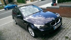 BMW 520D - Only 53K miles, Health checked, FSH