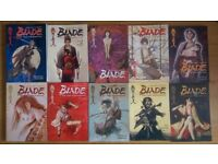 Blade of the Immoral Graphic Novels set of 10