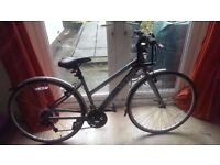Ladies Apollo Hybrid bike - great condition