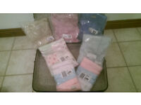Assorted clothing and bedding bundle