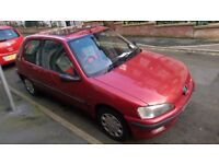 Peugeot 106 Independence 1997 year