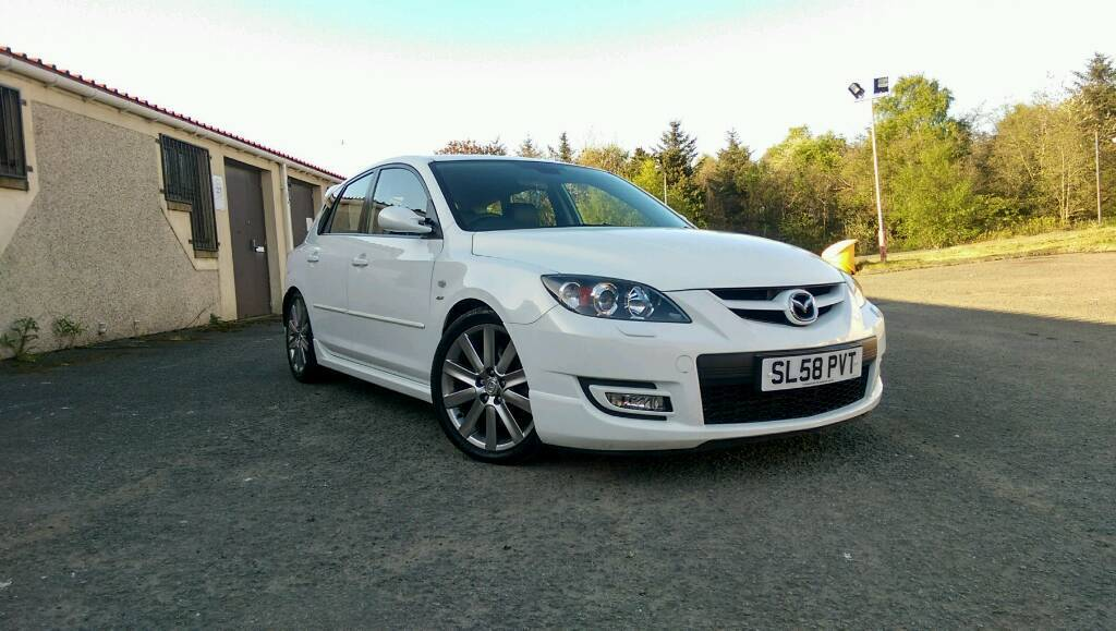 2008 Mazda 3 MPS. May Swap For Black Or Silver EP3 Premier Edition