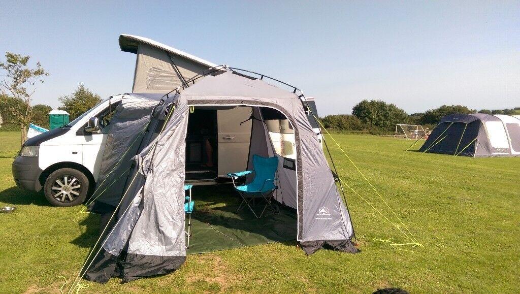 Sunc& Drive away Awning For C&er van & Suncamp Drive away Awning For Camper van   in Plymouth Devon ...