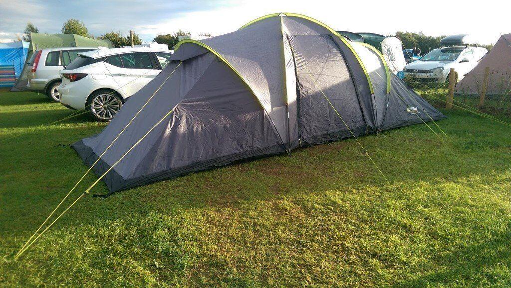 Urban Escape 6 Man Tent with Porch & Urban Escape 6 Man Tent with Porch | in Swansea | Gumtree