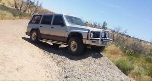1993 Ford Maverick (GQ Patrol) Port Wakefield Wakefield Area Preview