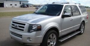 2010 Ford Expedition Limited! Clean! No accidents!