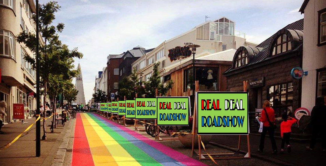 REAL DEAL ROADSHOW