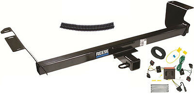 TRAILER HITCH W/ WIRING KIT FOR 2008-10 CHRYSLER TOWN & COUNTRY CLASS III REESE
