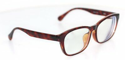 J!NS LRF-165-088A 89 Brille Braun glasses lunettes FASSUNG JINS (Jins Brille)