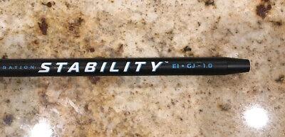 BGT Original Stability Putter Shaft 355 or 370 tip W/black connector! Best Offer