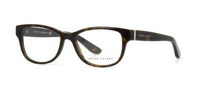 Ralph Lauren RL6138 5003 Dark Havana Brille Frames Glasses Eyeglasses Size 53