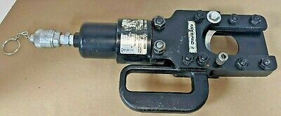 Enerpac Whc-2000 Hydraulic Cable Wire Rope Cutter 2 13 Tons New Blade