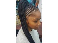 AFRO HAIRDRESSING FROM ONLY £30 !! XMAS SPECIAL !!