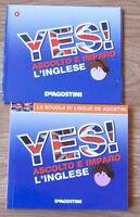 Ascolto E Imparo L'inglese - Manuale + Cd - De Agostini -  - ebay.it