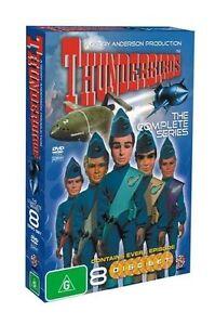 Thunderbirds Collection (DVD, 2007, 8-Disc Set)