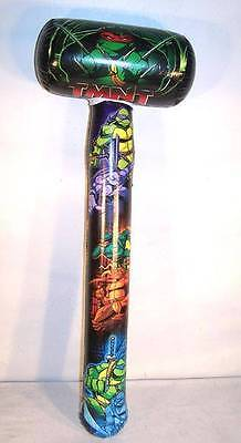 TEENAGE MUTANT NINJA TURTLES INFLATABLE 36 IN MALLET inflate novelty toy NEW