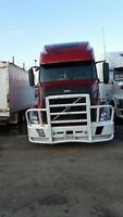 2006 volvo 780 d12 465 hp 13 speed manual good condition
