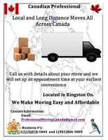Local and Long Distance Moving Service