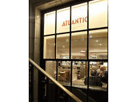 Chef de Partie required for Atlantic Brasserie