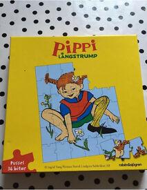 Pippi puzzle