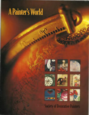 A Painters World NSTDP Painting Instruction Book NEW