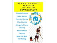Sammy Cleaning Services