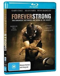 Forever Strong (Blu-ray, 2009)-REGION B - Brand new-Free postage