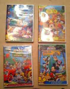 7 DVD pour enfant Mickey Mouse ClubHouse Gatineau Ottawa / Gatineau Area image 1