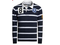 Superdry rugby Scotland jersey - NEW