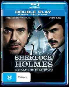 Sherlock Holmes - A Game of Shadows Blu-Ray Kensington Eastern Suburbs Preview