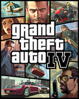 PS3 GTA 4 Game New