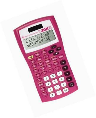 Texas Instruments TI-30X IIS 2-Line Scientific Calculator Pink