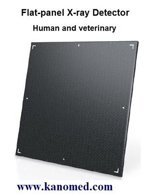 Pixxgen Flat Panel X-ray Detector 17x17 Human And Veterinary