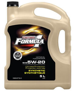 Synthetic Motor Oil - Brand New, Never opened