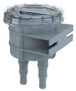 SeaFlo Marine Raw Water Intake Strainer replace Vetus Hose sizes 1/2