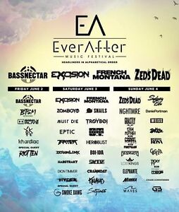 Ever After Music Festival Ticket (GA)