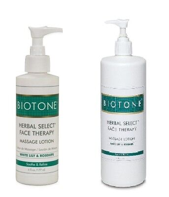 Face Therapy Lotion (Biotone Herbal Select Face Therapy Massage Lotion)