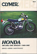 Honda CB100 Manual